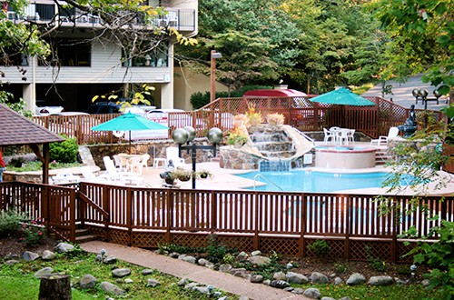 Rent Tree Tops Resort In Smoky Mountains Sevierville